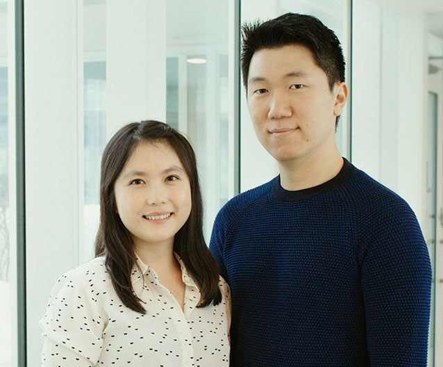 Dr. Jay Choi and Dr. Sophie Dong, Dentists in Calgary, AB