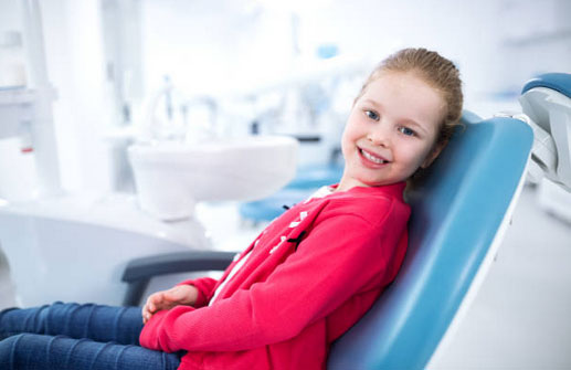 Dental visits for children in Calgary AB